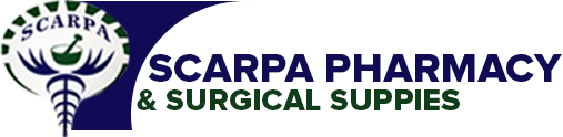 Scarpa Pharmacy Logo